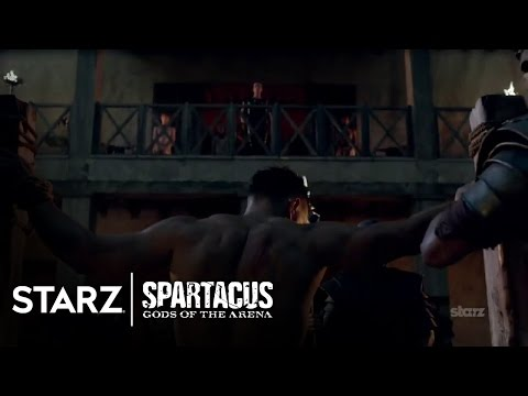 Spartacus: Gods of the Arena Season 1 Teaser