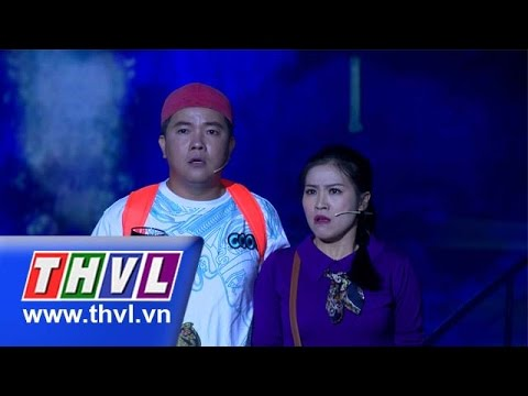 Cười xuyên Việt Phiên bản nghệ sĩ Tập 8 - Ngôi nhà ma - Kiều Linh