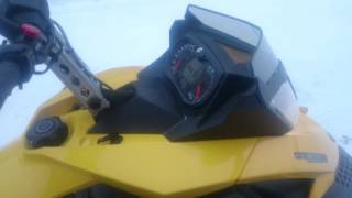 7. Ski-Doo Summit X 154