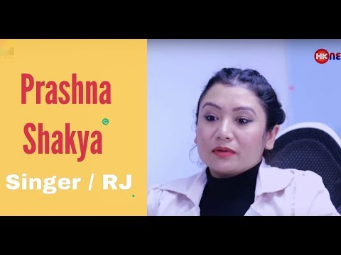 (Prashna Shakya | Nepali Singer । Interview - Duration: 16 minutes.)