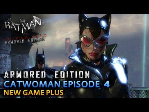 batman arkham city armored edition wii u walkthrough part 1