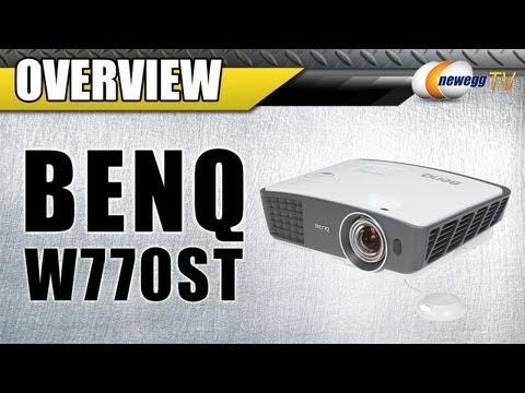 Benq - http://www.newegg.com | Projectors: http://bit.ly/1826W28 sku: 24-014-346 Get the amazing 3D effects you get in 3D movies in the comfort of your home! Featur...