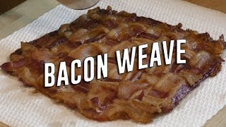 Here's a quick and simple way to weave bacon like a pro! It's easier than you thought, all you need is a few minutes to setup your...