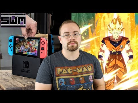 News Wave! - Nintendo Switch Tops September Sales Charts And Nappa Revealed For DB Fighterz!