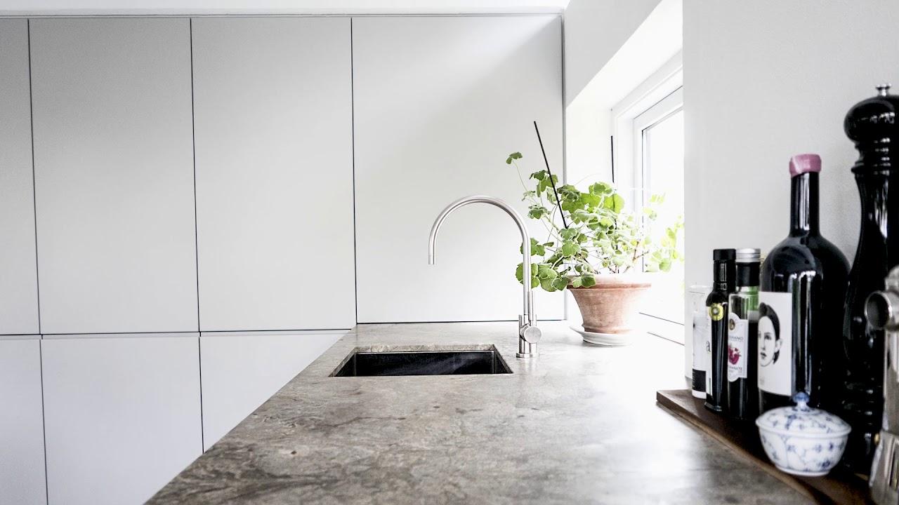 Inspiration og farver til køkkenet
