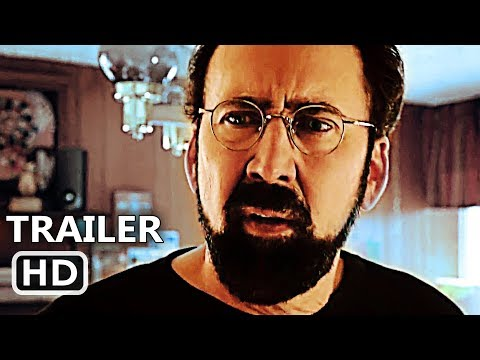 LOOKING GLASS Trailer (Nicolas Cage, Thriller - 2018)