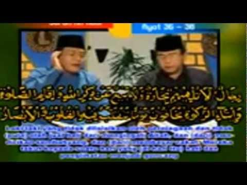 Qiro'at Syaikh Muammar za & Chumaidi Al isra- An nur Al - Quraishy - Al baqarah