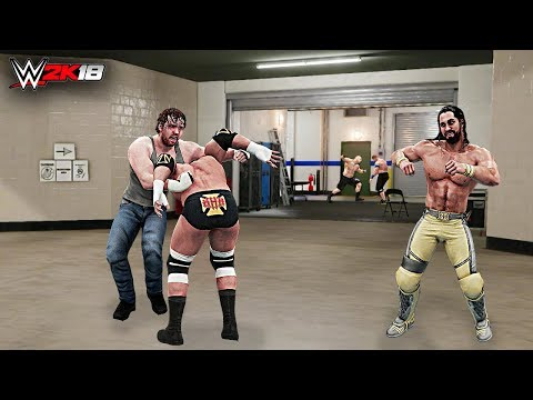 WWE 2K18 Top 10 Finisher Combinations! Part 11