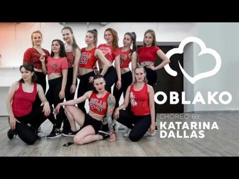 CHOREO BY KATARINA DALLAS   DANCEHALL   INSIDEEUS - DESPICABLE WHINE   OBLAKO