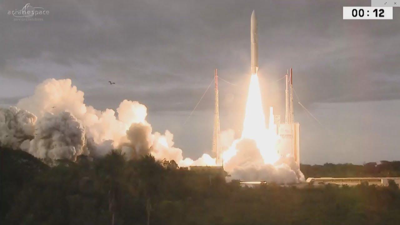 Επιτυχημένη η εκτόξευση του Hellas SAT 3
