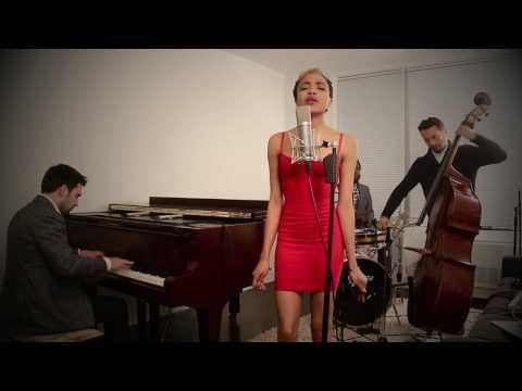 "Dark Horse – ""Gothic R&B / James Bond""- style Katy Perry Cover ft. Ashley Stroud"