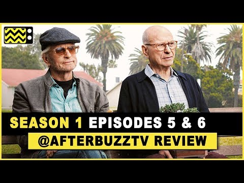 The Kominsky Method Season 1 Episodes 5 & 6 Review & After Show
