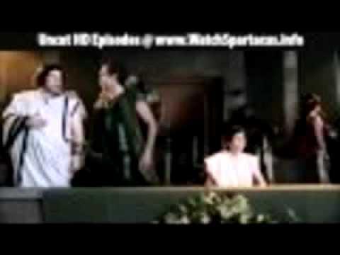 FULL EPISODE   Spartacus Episode 11 Season 1  7 Space (Part