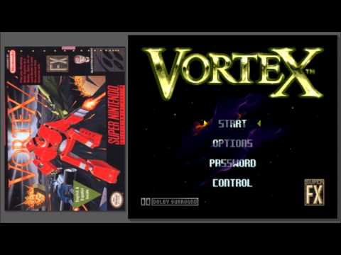 Vortex Super Nintendo