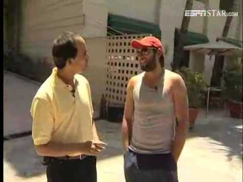 shahid afridi coments on Irfan Pathan