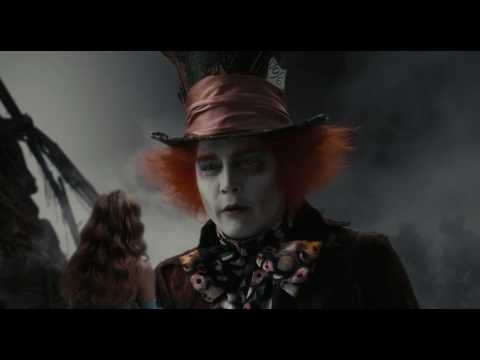 Alice in Wonderland Clip 'Tea Party'