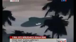 Kuala Krai Malaysia  City new picture : UFO - POLIS NAFI ADA OBJEK TERBANG DI KUALA KRAI, KELANTAN [2 SEPT 2016]