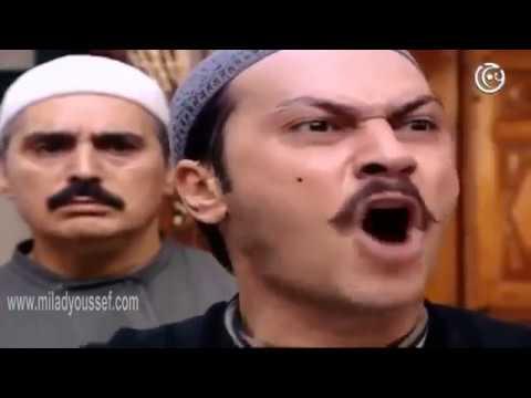 ميلاد يوسف | فضيحة ابو عصام نومه في الدكان| مسلسل باب الحارة 2 | Milad Youssef