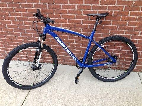 2014 Diamondback Overdrive Sport 29er Mountain Bike Follow-Up Review