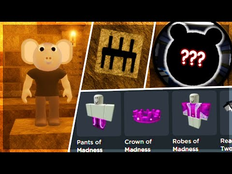 HOW TO GET THE SECRET BADGE.. (Roblox Piggy) | Ready Player Two Event