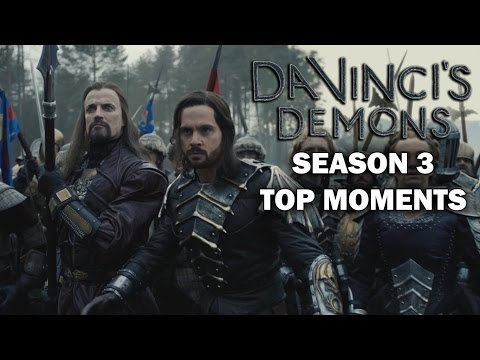 Da Vinci's Demons Season 3 Top Moments