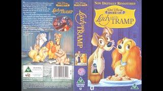 Video Lady and the Tramp (1998, UK VHS) MP3, 3GP, MP4, WEBM, AVI, FLV Oktober 2018