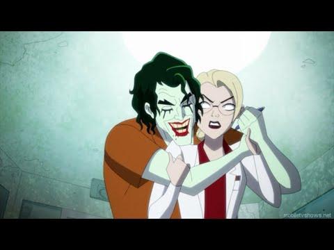 Harley Quinn Season 2 Episode 6 Harley & Joker Prison Dance