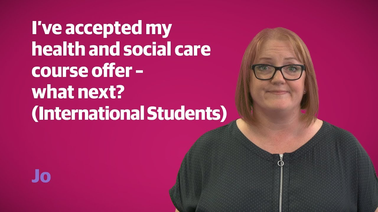 Essential guidance for International health and social care applicants