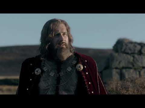 """Vikings Season 6 Ep. 1 Bjorn Epic SPEECH - """"ARE U AFRAID DO DIE? NOT ME""""  Best of Vikings"""