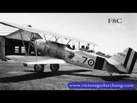 """Mis videos. """"La evolución del bombardeo aéreo (1917-1944)""""."""
