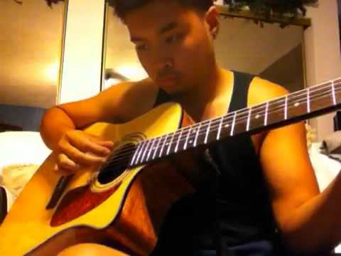 Monica - Angel of mine acoustic instrumental