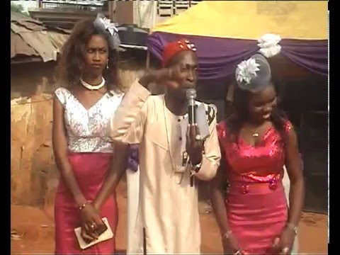 Comedian Ezemuo Bluetooth performaning live at Tochukwu wedding