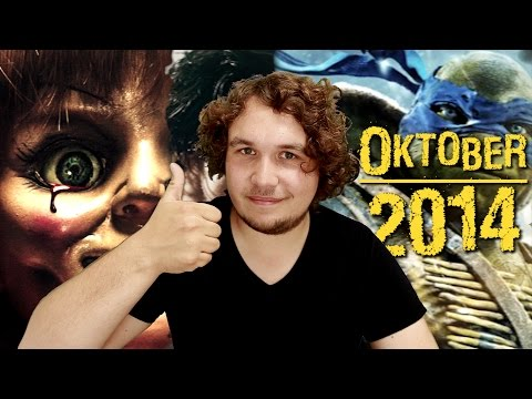 OKTOBER 2014 - Das kommt im Kino!