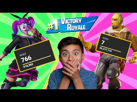 EXPOSING Every Player's STATS I Kill In Fortnite!