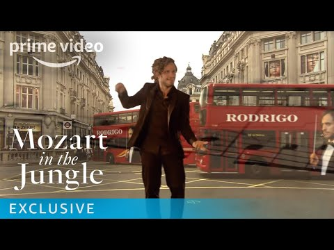 Mozart in the Jungle Season 1 New Maestro | Prime Video