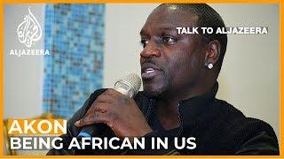 Video Akon: 'America was never built for black people' - Talk to Al Jazeera MP3, 3GP, MP4, WEBM, AVI, FLV Juli 2018