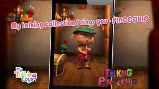 Talking Pinocchio Pro YouTube video