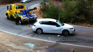 Car Rescuing Failed Terribly