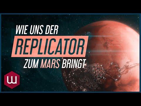 Der Personal Replicator und wie er uns zum Mars bringt