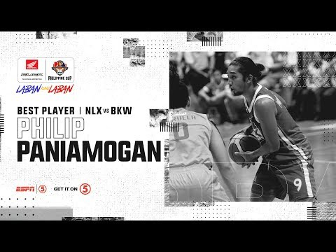 Best Player: Philip Paniamogan | PBA Philippine Cup 2019
