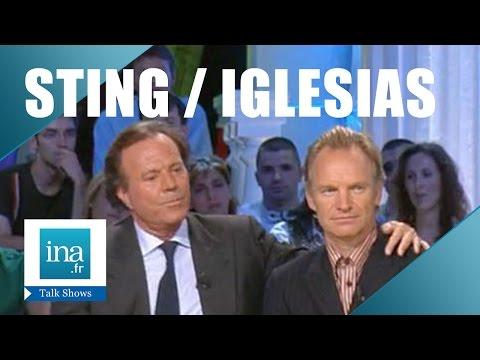 """Julio Iglesias"""" Sting et ses plus grands succès"""" - Archive INA"""