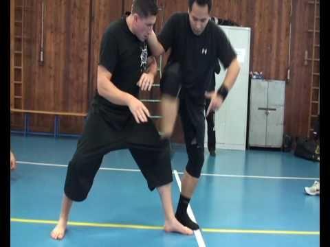 Silat Suffian Bela Diri – Flying Scissor (Gunting) takedown