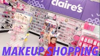 Video TOYS R US CLAIRE'S SECTION MAKE UP AND JEWLERY SHOPPING SPREE TAY HAUL MP3, 3GP, MP4, WEBM, AVI, FLV Maret 2018