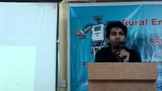 Gadag India  city photo : eilabz shrey seminar in REC, Gadag INDIA