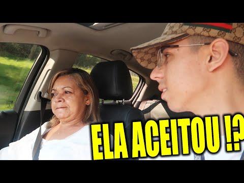 TROLLEI AMIGA DA MINHA MÃE PEDINDO PRA FICAR COM ELA !! ( TROLLAGEM )