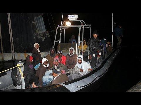 ΕΕ: Προχωράει το σχέδιο αναχαίτισης μεταναστευτικών ροών από τη Λιβύη προς την Ευρώπη
