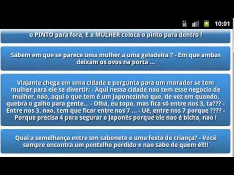 Video of Droido - Piadas em Português