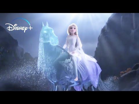 Frozen 2 - Elsa saves Arendelle (Clip - HD 1080p Blu Ray)