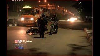 Video Ketakutan Saat Didatangi Polisi, Pemuda Ini Jatuh dari Motor Part 02 - Police Story 13/08 MP3, 3GP, MP4, WEBM, AVI, FLV Agustus 2018