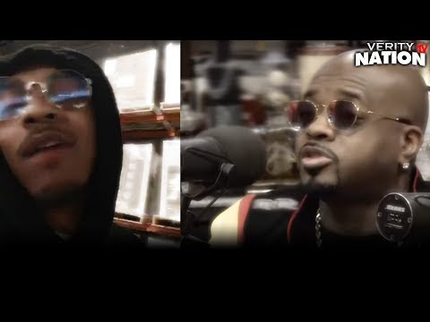 "Bow Wow Goes In On Jermaine Dupri: ""F*** What JD Talking About On The Breakfast Club"""